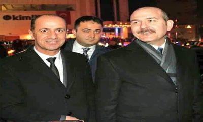 Bakan Soylu' ya Başkan Mehmet Yavuz'danDestek  Mesajı