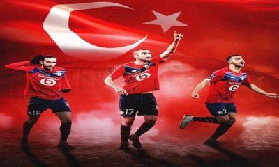Vali Yerlikaya, Şampiyon Lille'de Oynayan A Milli Takım Oyuncularını Kutladı