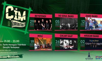 Çim Konserleri 29 Temmuz'da başlıyor