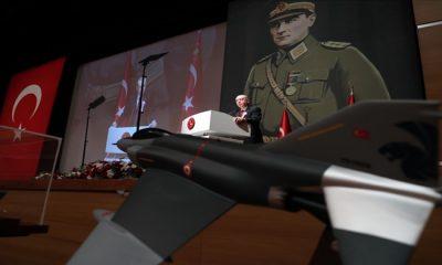 Cumhurbaşkanımız Sn. Erdoğan, MSÜ'deki Törende Subaylarımıza Hitap Etti