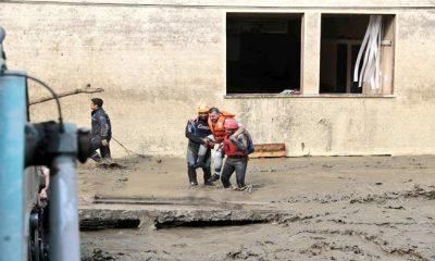 Yaşanan Sel ve Su Baskınlarına Müdahale Çalışmaları 2.218 Personel ile Devam Ediyor