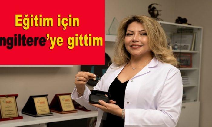 Amerika'da araştırmacılarla İstanbul'da biyonik kulak üzerine çalıştım
