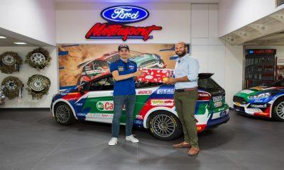 Toyzz Shop'tan genç ralli şampiyonu Ali Türkkan'a destek