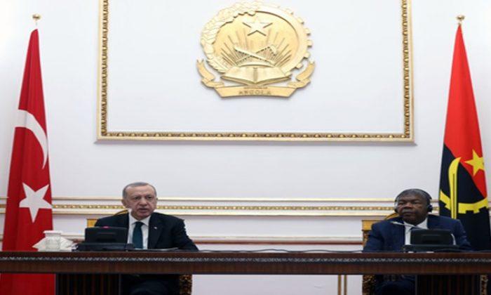 """""""Türkiye ve Angola enerji konusunda ciddi iş birliği imkânlarına sahiptir"""""""