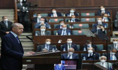 """""""Türkiye'ye her alanda nasıl çağ atlatmışsak, yarın da büyük ve güçlü Türkiye'yi yine biz inşa edeceğiz"""""""