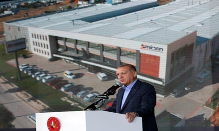 """""""Türkiye'ye yatırım yapan, Türkiye'nin aydınlık geleceğine güvenen herkes kazanmaya devam edecektir"""